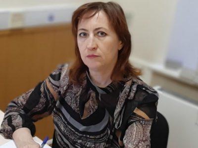 Юрист Эльвира Колесник