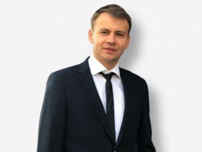 Юрист Максим Дорофеев