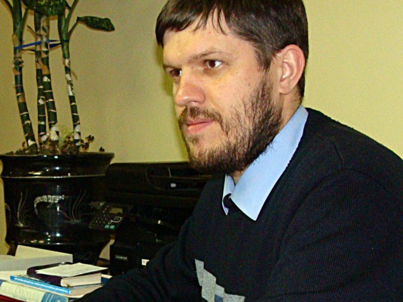 Юрист Сергей Усов