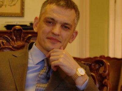 Юрист Вадим Гадецкий