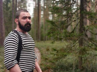 Активист Павел Пашков