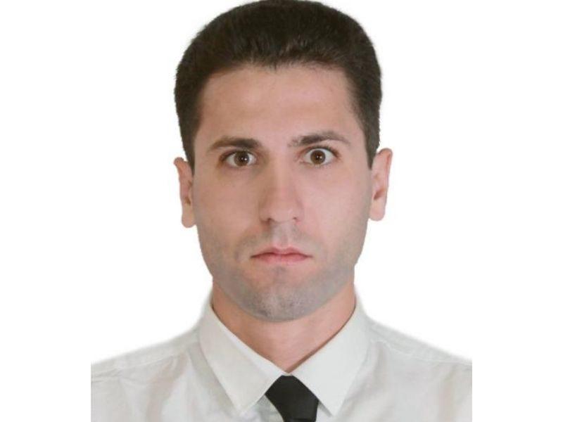 Юрист Андрей Багдасарян