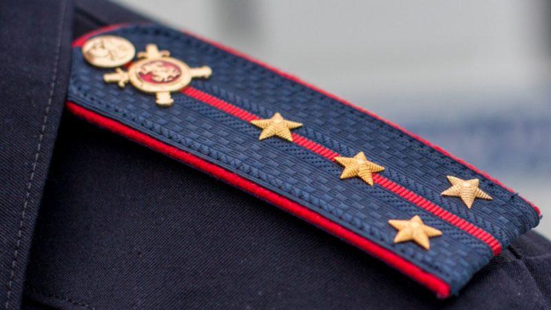 Погоны капитана полиции