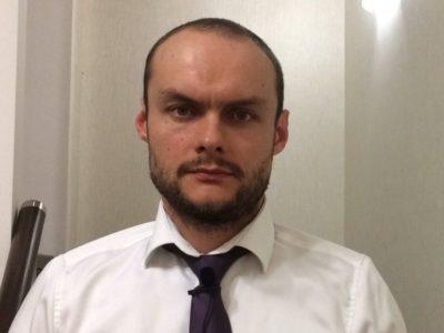 Юрист Дмитрий Ярошенко