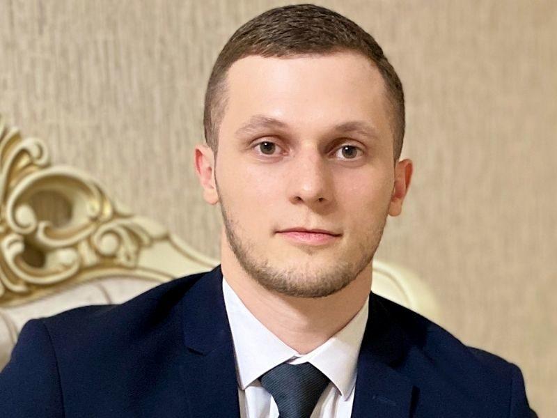 Юрист Владислав Харчиков